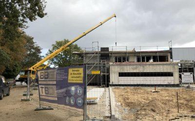 Ein weiteres Update zum Baustand